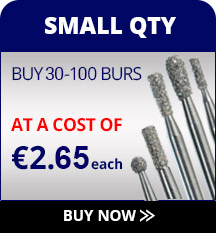 Special diamond dental burs low cost offer.